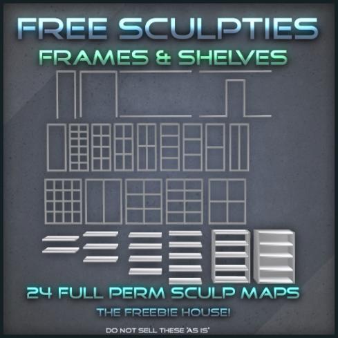 free sculpts